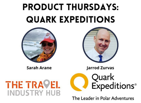 Product Thursdays: Quark Expeditions