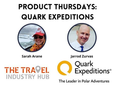 Product Thursdays: Quark Expeditions