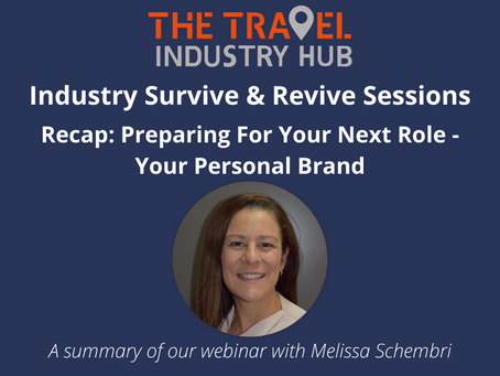 Preparing For Your Next Role: Your Personal Brand