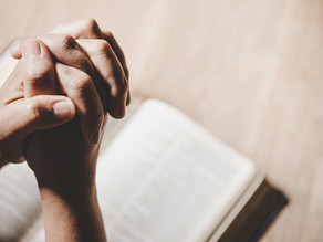Motivos de Oração