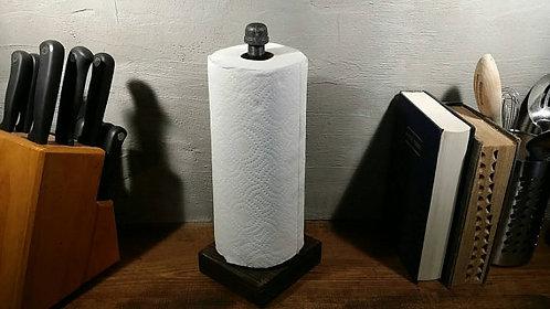 Portarrollos de papel estilo industrial