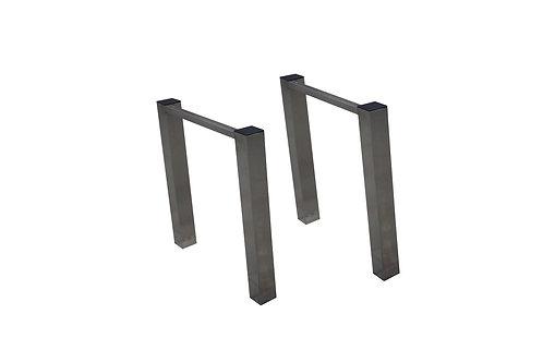 Patas de mesa metal Modelo*Puente*(Set de 2)