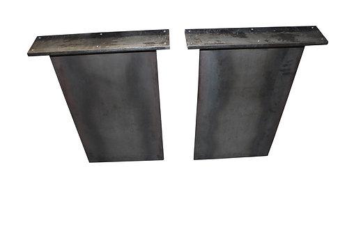 Patas de mesa metal Modelo*Fuerza* (Set de 2)