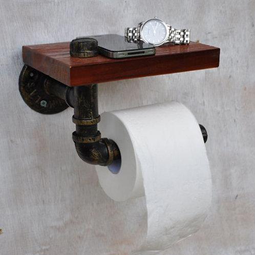 Porta rollos papel higiénico