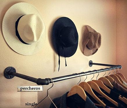 Perchero de Pared Single