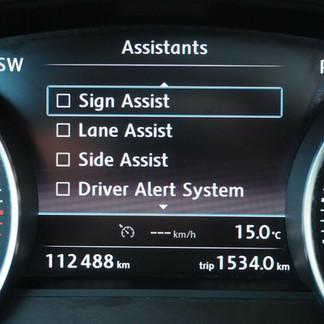 Volkswagen Sign Assist