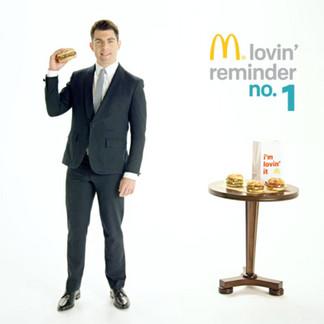 McDonald's Sirloin Third Pound Burger