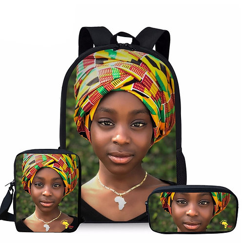 Self back Packs