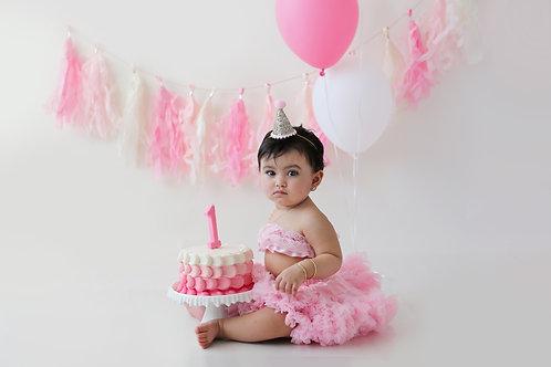1Year Old(cake smash) | عمر سنة مع كيكة