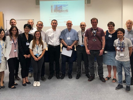 Cambridge and Nanjing Joint Workshop
