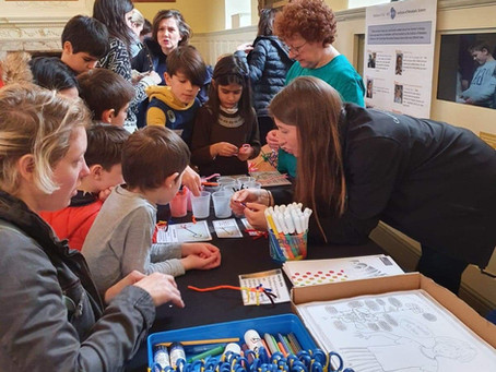 Public engagement at the Suffolk Science Festival