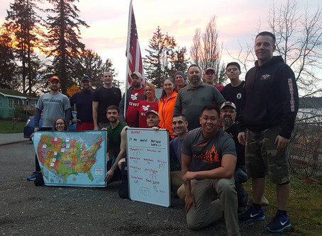 City Ruck Tour to Raise Awareness and Funds for Operation Enduring Warrior