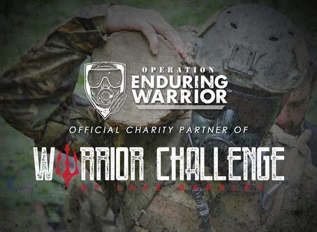 Operation Enduring Warrior Named Official Charity Partner for Warrior Challenge at Lake Barkley