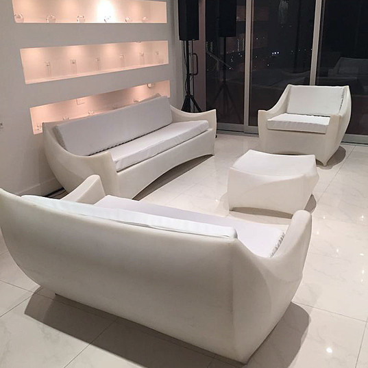 3pc Couch Set with Coffee Table