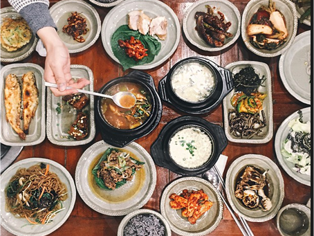 Sharing is Caring - Korean Style