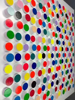 Floating Colors II