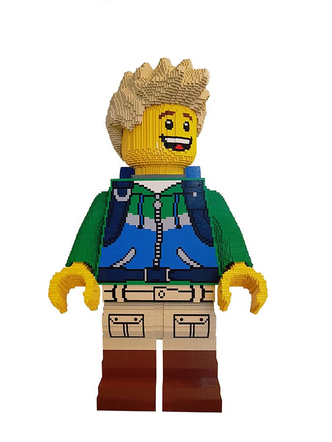 LEGO Maxi-Figur