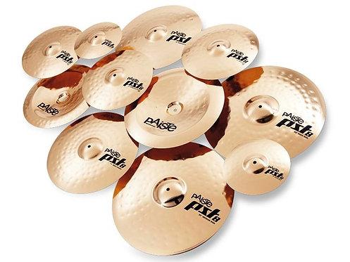 Promo exceptionnelle sur les Cymbales Paiste