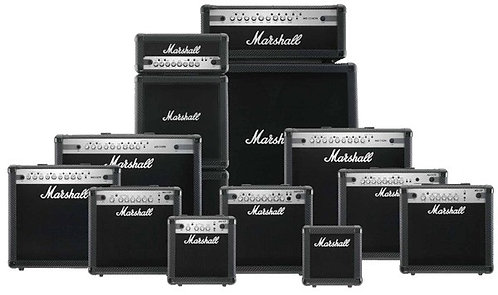 Amplis MARSHALL MG Séries