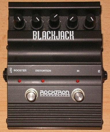 Pédale Rocktron blackjack
