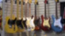 Guitares G&L