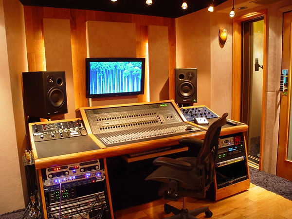 High tech et Home Studio