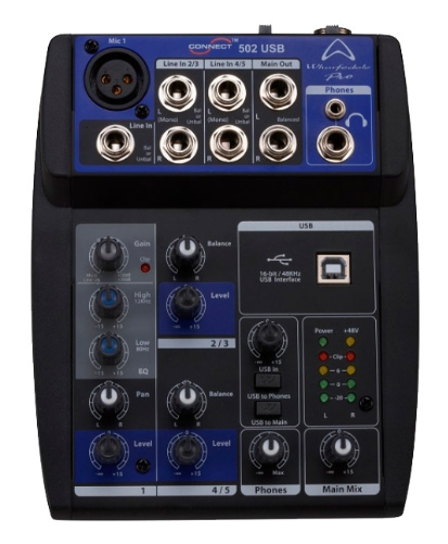 WHARFEDALE Pro 502 USB