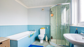 Before & After Bathroom Project
