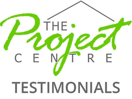 Conservatory Testimonial