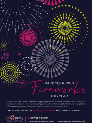 Make your own fireworks this year