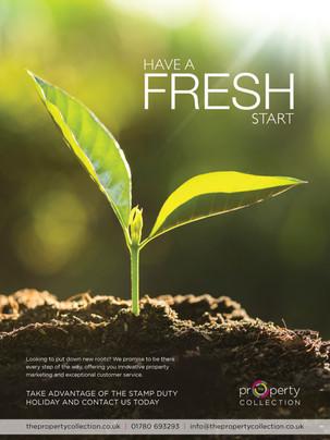 Have a fresh start