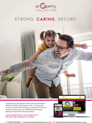 Strong. Caring. Secure.