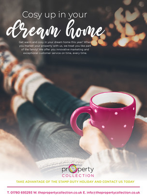 Cosy up in your dream home