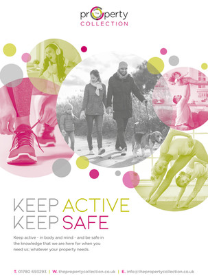 Keep Active, Keep Safe