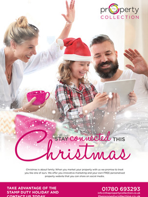 Stay Connected this christmas