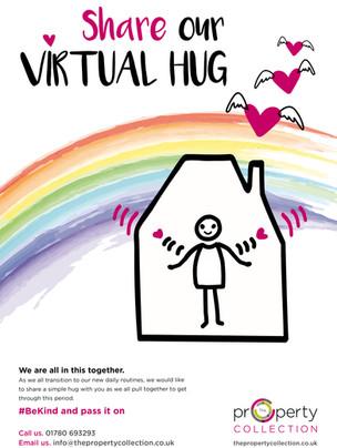 Share our Virtual Hug