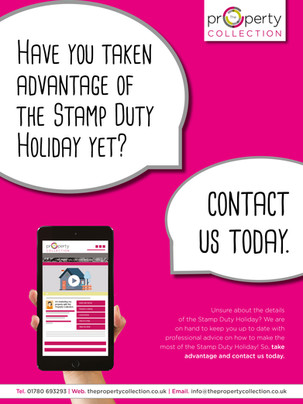 Have you taken advantage of the Stamp Duty holiday?