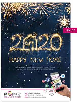 2020 Happy New Home