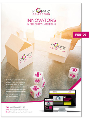 Innovators in property marketing