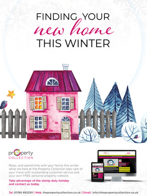 Finding your New Home this Winter