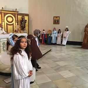 Eucaristía Navidad 4º, 5º y 6º EP