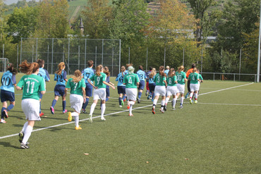 0:3 Niederlage der VfB Damen 2 gegen den TSV Münchingen