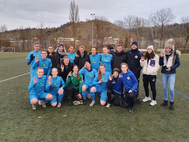 Spielbericht VfB I - TSV Crailsheim 2:0
