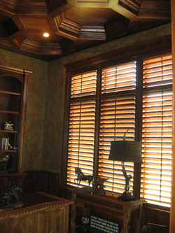 """3 1/2"""" stained wood front tilt"""
