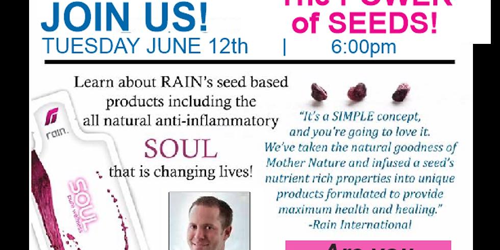Rain International Wellness & Business Opportunity!
