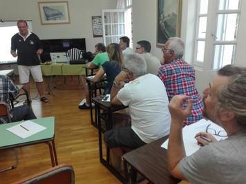 Σεμινάριο διαιτητών και προπονητών στο Π.Φάληρο