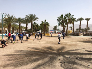 Eilat international tournament Israel