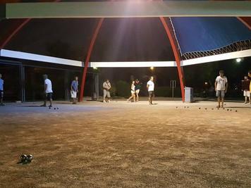 Το  νέο γήπεδο στο πάρκο του Φλοίσβου.
