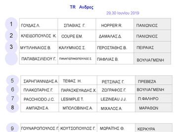 1o Πανελλήνιο Πρωτάθλημα Petanque