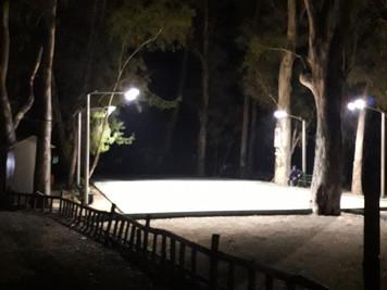 Φώτα στην Πρέβεζα.